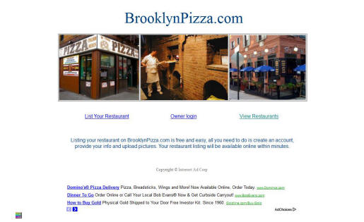 Brooklyn Pizza.com